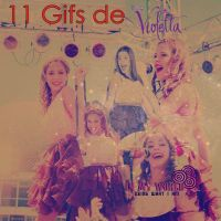11 Gifs png de Violetta by NikiTinista