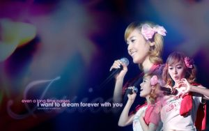 SNSD Jessica 4ever by ganyonk
