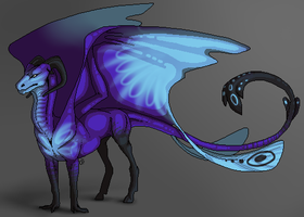 Dragon Adopt.1 SOLD by Onyxwings
