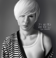 B.A.P: Himchan by Quitoxica