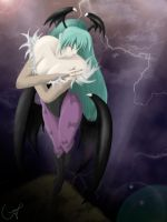 Morrigan Aensland by jsrfGUM