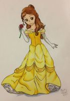 Princess Belle by Rin-luver
