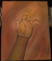 hand painting by Sir-Unforgiven