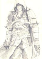 Edward Kenway 2 by cpss
