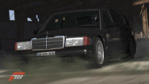 Mercedes Benz 190E 2.5 EvoII 3 by HappyLuy