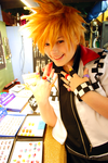 Roxas - I want all of them! by Millahwood