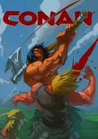 Conan by Memed