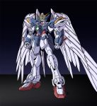 Wing Zero Colors Done Low Res by BDixonarts