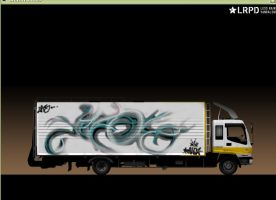 Graff studio by legality-art-team