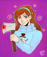 Mabel Pines by MonsterPrincess5