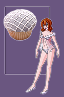 Plaid Cupcake by Countess-Studios