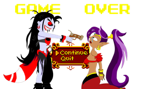 Shantae: Game Over by MetalShadowOverlord