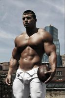 Very Hot Football Model by Stonepiler