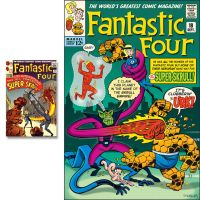 Covered- Fantastic Four 18 by mengblom
