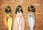 Queens of Egypt by sunithasunny
