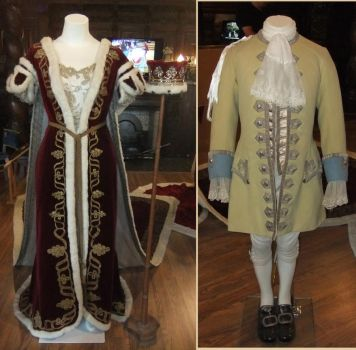 Lord And Lady's Clothes by fuguestock