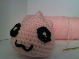 Ragnarok~ Cute, Pink, And *Poring* With Love!!!~ by aselga