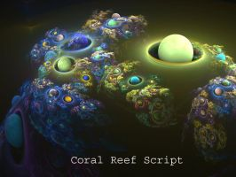 Coral Reef Script by piritipany