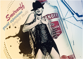 tribut to smirnoff by de-rhcp