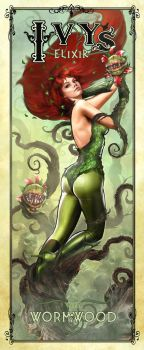 Ivy Print3 by Dave-Wilkins