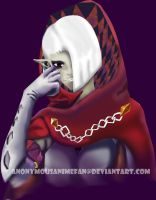 Demon Lord Ghirahim by Anonymous-Anime-Fan