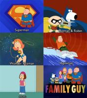 Family Guy by Candyboy123