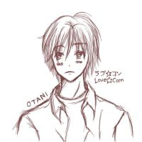 Otani by D-Mented-mind