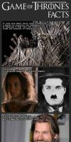 Game Of Thrones Facts by DragonLoverartis