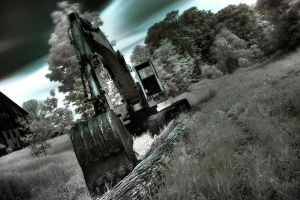 IR Dreamscape 6 by IraMustyPhotography