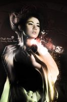 Beauty Is Time by CkyGFX