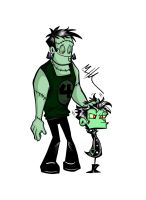 Frankenstein's Monsters by LillyCrystal
