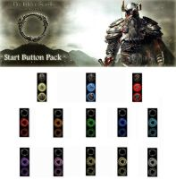Elder Scrolls Online Start Orbs for Windows 7 by FeudalMoon