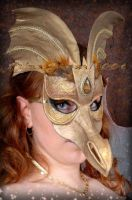 Dragon Mask by LilacGrove
