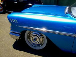 58 Bel Air Kustom by E1969R