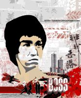 Big Boss -- Bruce Lee Revision by dhavin