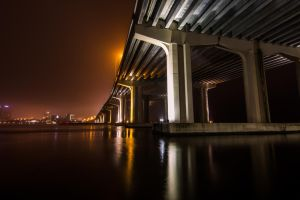 Under the bridge. by 904PhotoPhactory