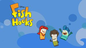 Fish hooks wallpaper by tiger-Sanga