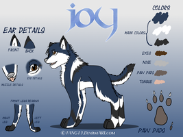 Joy reference sheet by Ocrienna