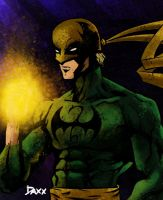 Iron Fist by daxxbondoc