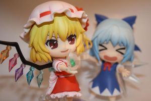 Flandre Nendoroid- Bully by Charlotte-Chan