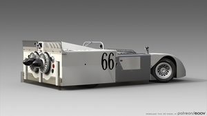 Chaparral 2J #1 by 600v