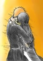 IchiRuki: I'd Come for You(colored) by PeachBerryDivision