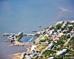 Cedar Key by Kahnave
