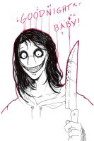 Jeff the killer by Evil-Oliver