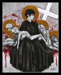 The Martyrs by MadameGiry