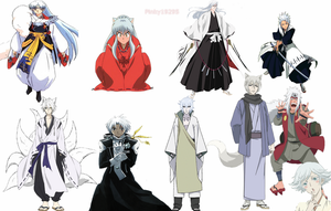 I Have A Fetish With Guy's With White Hair... by Pinky19295