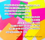 The Daily Magnet #365!!!!! by FridgePoetProject