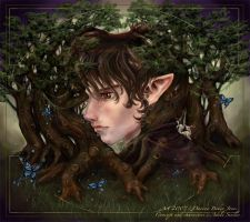Faeren Forest by FamiliarOddlings