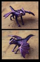 Dragon baby Veltan by hontor