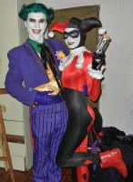 Joker and Harley by AlexWorks